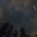 A Perseid Meteor Ends it's Journey by Stewart Miller Photography