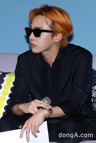 G-Dragon - Airbnb x G-Dragon - 20aug2015 - dongA - 11