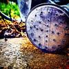 Wet ground and watering can. #nashvilleil #washingtoncountyil #gardening #inmyyard #backyard #rain #closeup #southernil #soill #southernillinois #618