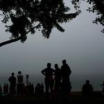 Lake Calhoun Fog