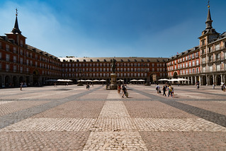 Immagine di Plaza Mayor. samsung samsungcamera samsungnx1 spain españa madrid plazamayor