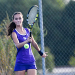 Ridge View JV Womens Tennis vs York 9-20-2016