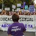 Manifestación por la Educación Sexual y Aborto Libre _20160928_Teddy Gonzalez_30