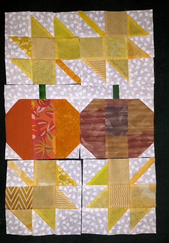 Autumn Jubilee - Block 2 - Pumpkin