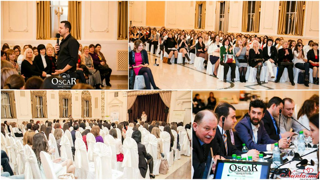 Ресторан Oscar > Фото из галереи `Конференции, семинары, презентации!`