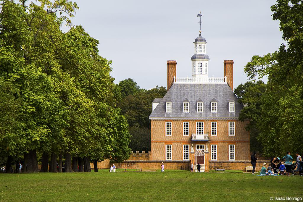 Colonial Williamsburg Virginia Around Guides