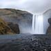 Skogafoss Iceland by Tom Cuccio