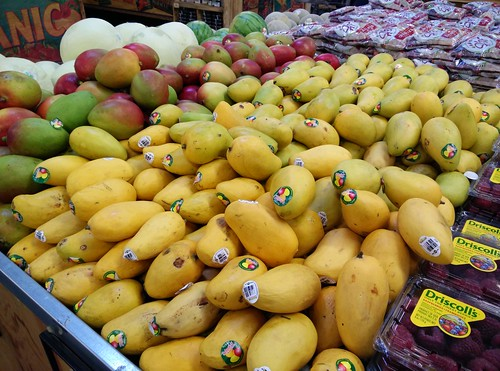 Mangos from Ecuador