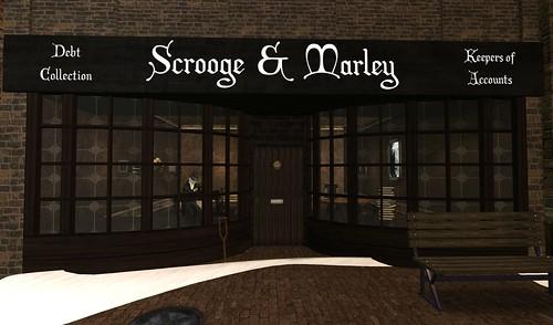 Scrooge & Marley Shop