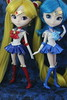 Sailor Moon & Sailor Mercury