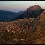 Campsite, Glyderau range