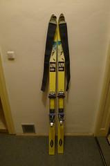Skialpové lyže HAGAN - titulní fotka