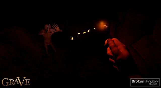 Хоррор в открытом мире Grave выйдет на PS4