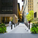 Reinventing the Alley Passage: a Fused Grid