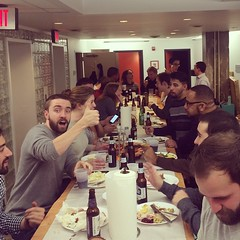 Tracksgiving! We have so much to be thankful for. :paw_prints: #tmculture