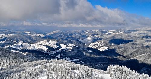 winter bulgaria pamporovo rhodope stoykite shezanka