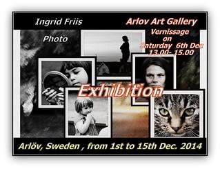 Ingrid Friis Exhibition