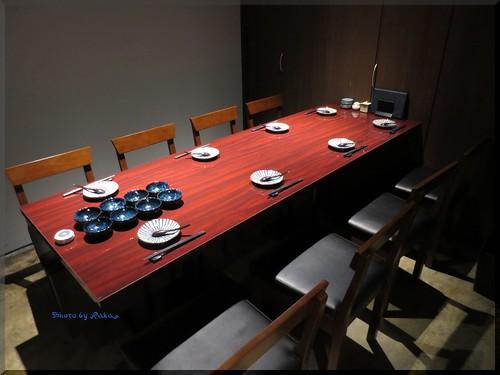 Photo:2014-12-18_T@ka.の食べ飲み歩きメモ(ブログ版)_【神田】和食居酒屋こころ 鰤しゃぶは蟹味噌雑炊で締がおすすめ_12 By:logtaka