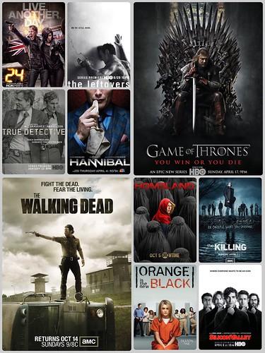 Mis Series de Televisión en 2014