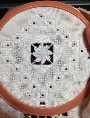Edelweiss stitch