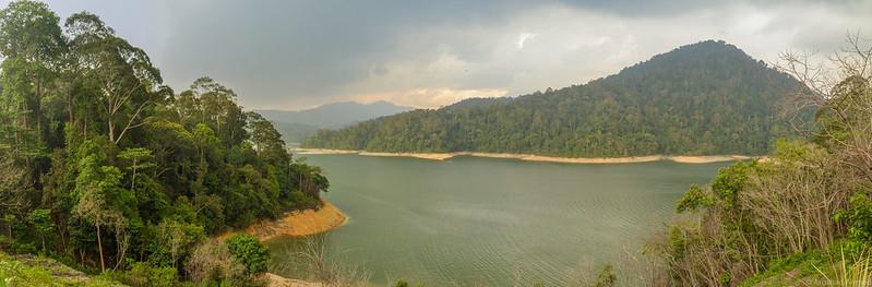 Semenyih Dam Panaroma