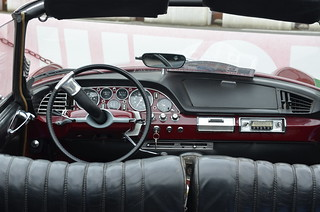 dashboard DS 21 CABRIOLET 1967