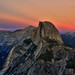 Half Dome at the Blue Hour - Explored 12/17/2014 by Dave Toussaint (www.photographersnature.com)
