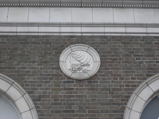 Margate station detail