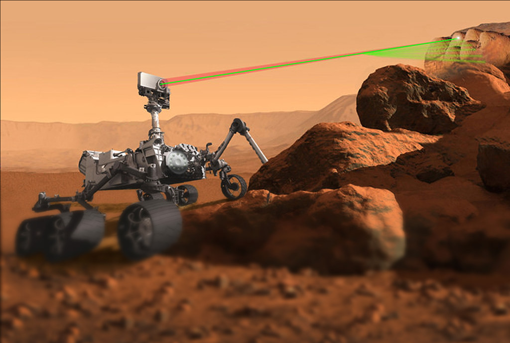 SuperCam builds upon the successful capabilities demonstrated aboard the Curiosity Rover during NASA's current Mars Mission.