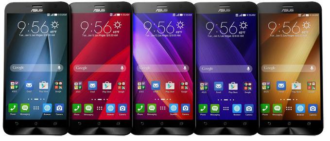 Asus Zenfone 2 mạnh mẽ trong thiết kế lẫn phần cứng - 59966
