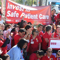 RNs Warn Safety Standards Eroding at Kaiser LA Medical Center