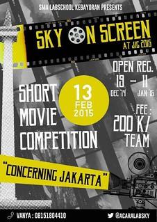 sky on screen 2015