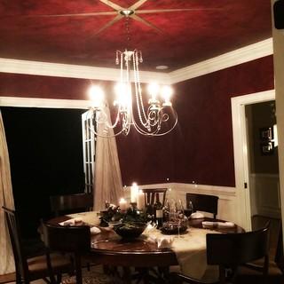 Christmas Eve Table