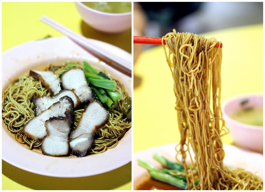 Paya Lebar Food: Zheng Guang Wanton Mee