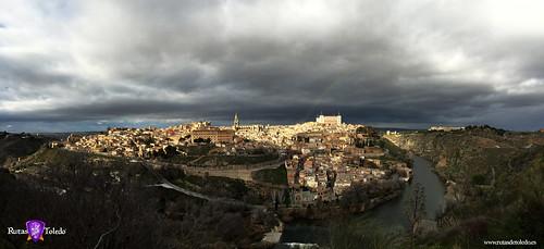 Toledo, invierno