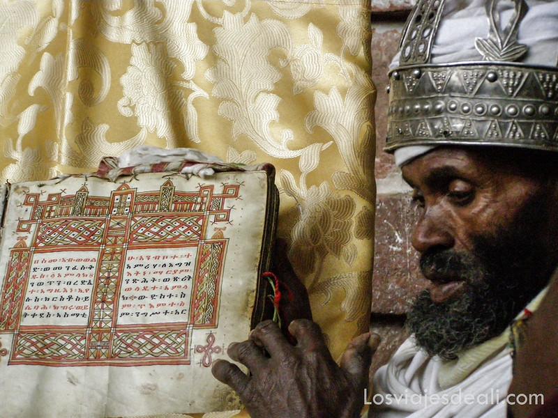 iglesias de etiopía