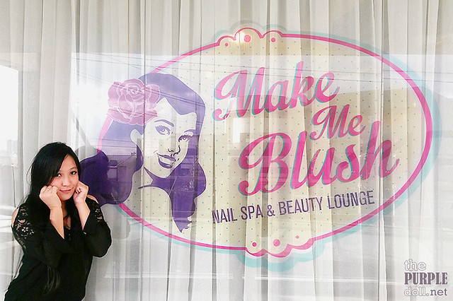 Make Me Blush Nail Spa and Beauty Lounge Quezon City