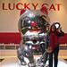 Lucky Cat by Rusty Blazenhoff