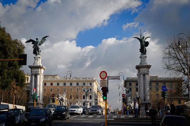 Bridge to Vatican
