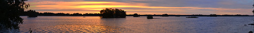 morning autumn panorama lake st sunrise finland geotagged september fin stitched 2011 säkylä pyhäjärvi satakunta pihlava 201109 20110904 geo:lat=6103996300 geo:lon=2233391800