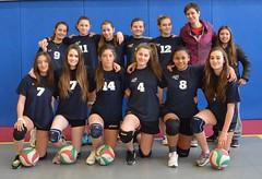 UAS Volley (-de 15 ans) s