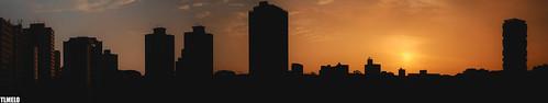 sunset brazil sky panorama storm black brasil clouds grey afternoon sãopaulo sunday nuvens domingo ocaso tarde negras entardecer lapa tempestade zonaoeste