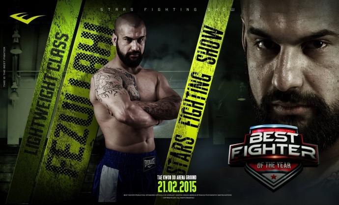 Γιάννης Μανωλάς - Best Fighter of the Year