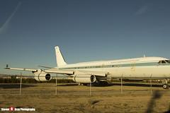 N810NA - 30-10-29 - Mojave Airport - Convair 990A - Mojave, California - 150103 - Steven Gray - FILE0575