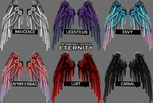NEW RO- Eternity Wings Now Available!
