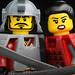 Cute Couple - The Samurai Warriors by DigiNik13