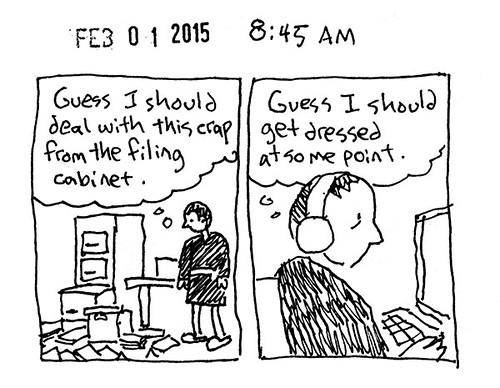 Hourly Comic Day 2015 845am