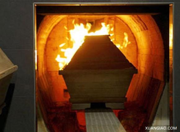 Khi hỏa táng người chết có nóng không?