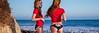 Canon 5D Mark II Photos Beautiful Professional Ballet Dancer Sisters! Swimsuit Bikini Model Ballerina Sisters!