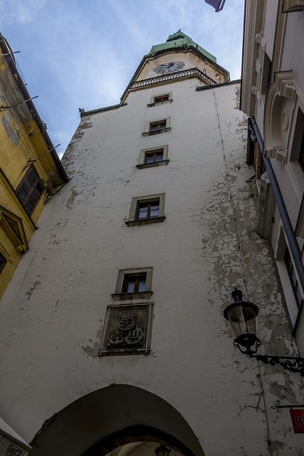 Slovakia - Bratislava - Michalska Brana